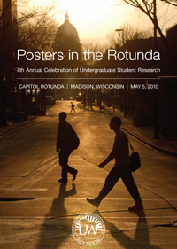 Posters in the Rotunda 2010