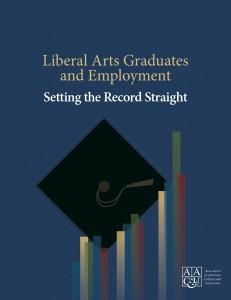 Liberal Arts Graduates cover