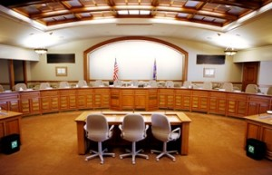 Joint Finance Committee Hearing Room