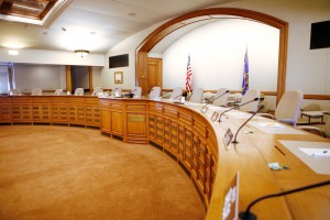 Joint Finance hearing room